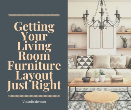 Getting Your Living Room Furniture Layout Just Right