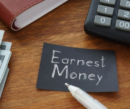 How Much Earnest Money Should You Put Down During A Home Purchase?