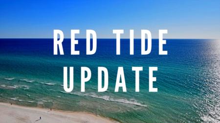 Red Tide Update