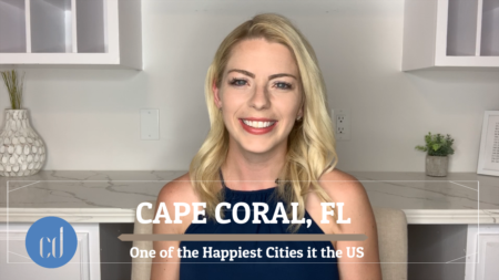 Cape Coral Named One of the Happiest Cities in the US