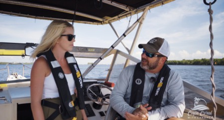 Sea Tow- Cape Coral with Candace