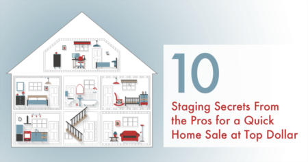 Staging Secrets From Home Pros