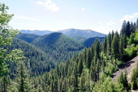 Idaho's Teton Basin Ranger District