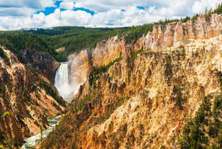 Idaho and Yellowstone