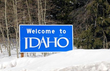Southern Idaho Winters