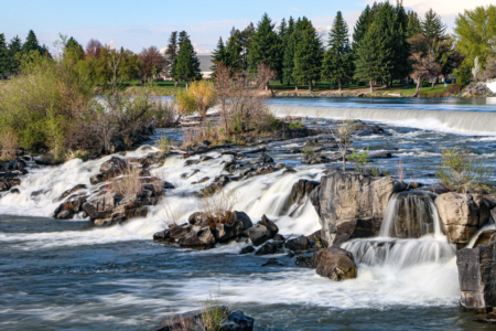 What is it about Idaho Falls?