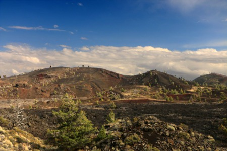 The Craters of the Moon National Monument and Preserve