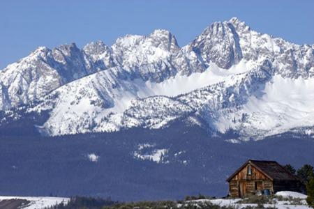 Idaho's Majestic Mountains