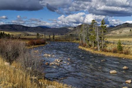 Major Rivers of Idaho