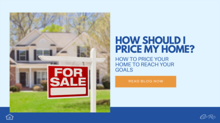 How Should I Price My Home