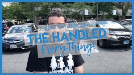 'They handled everything!'