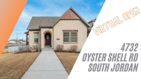 See it FIRST! 4732 W Oyster Shell Rd South Jordan