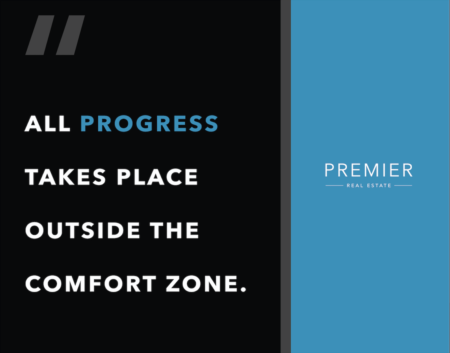 Weekly Inspiration: Outside the comfort zone...