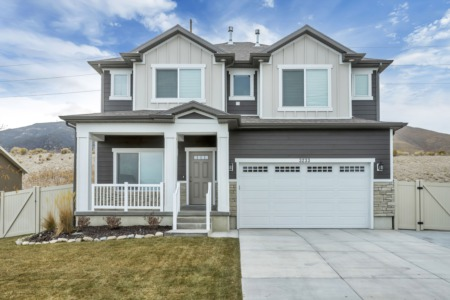 JUST LISTED: Saratoga Springs Home is LIKE NEW! $395K!