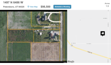 More Than 1.5 Acres of Country Land in Petersboro!