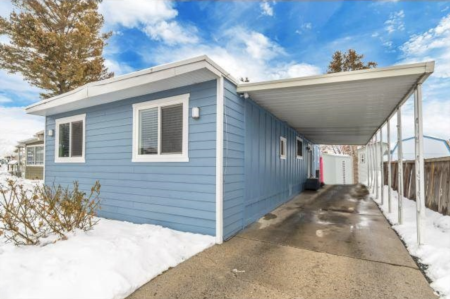 JUST LISTED: Remodeled Mobile Home in Taylorsville