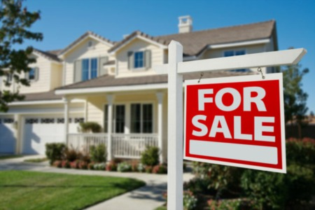 Total Number of Homes For Sale: Lowest Since 2012!