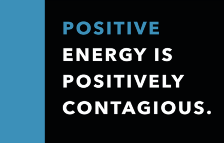 Weekly Inspiration: Positively contagious!