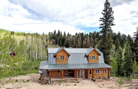 Looking for that cabin getaway? Check out our newest listing!