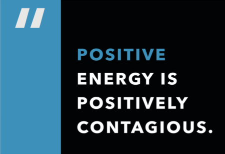 Weekly Inspiration: Some positive energy...