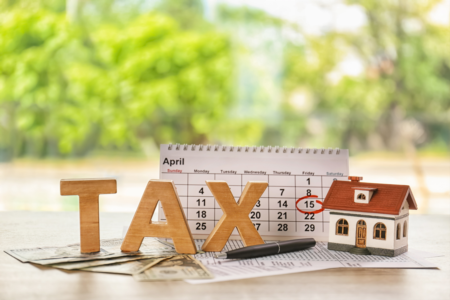 What to Keep for Taxes after Buying a Home