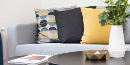 6 Tips To Furnish Your New Home On a Budget
