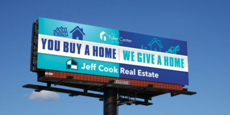 What Does Our Buy A Home, Give A Home Campaign Mean?!