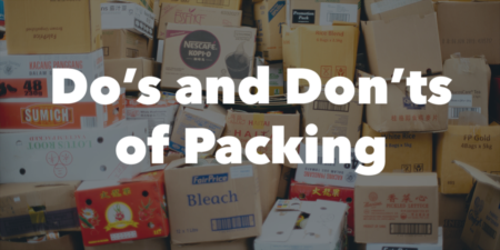 The Do's and Don'ts of Moving