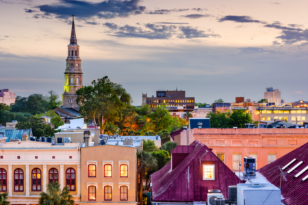 Charleston Is Helping Drive the State's Economy
