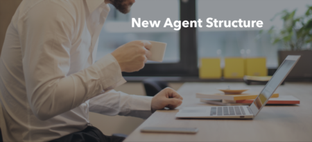 Feeling stuck? Ready to make your move in 2020? You asked. We listened. New Structure for Agents