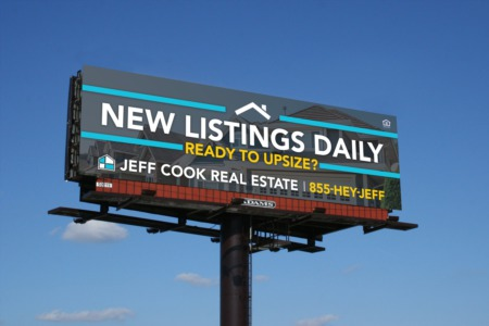 Jeff Cook Real Estate Has New Listings Daily