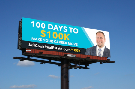 100 Days to 100K With Jeff Cook Real Estate