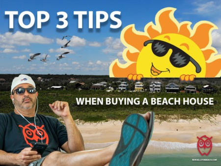 Top 3 Tips For Buying A Beach House