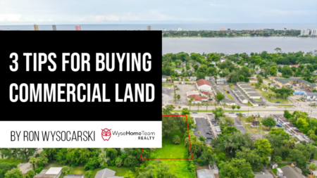 3 Tips For Buying Commercial Land For Your Small Business