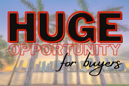 HUGE Opportunity For Buyers
