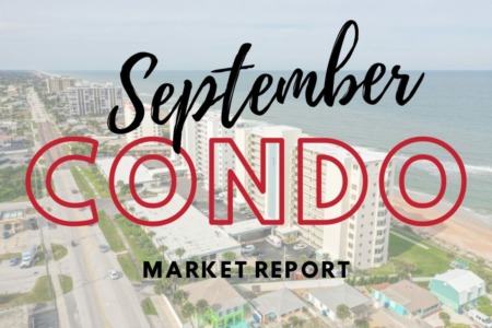 Daytona Beach Condo Sales  - September 2020