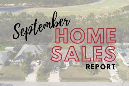 Daytona Beach Home Sales Report - September 2020