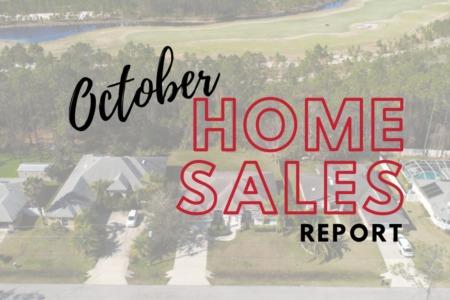 Daytona Beach Home Sales - October 2020