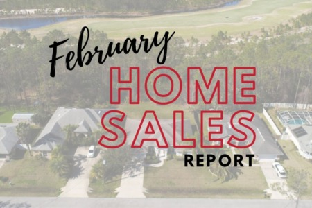 Daytona Beach Home Sales - February 2021