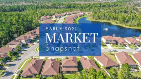 Real Estate Snapshot - The First 60 Days of 2021