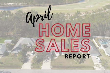 Daytona Beach Home Sales - April 2021