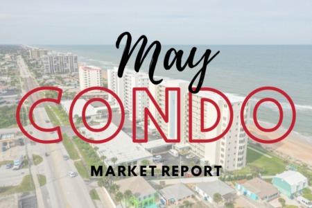 Daytona Beach Condo Sales - May 2021