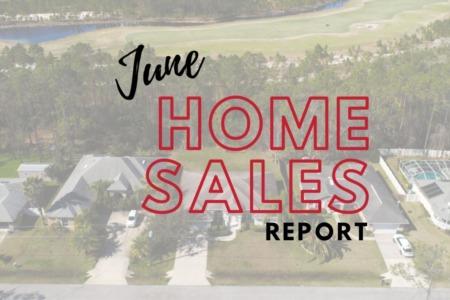 Daytona Beach Home Sales - June 2021