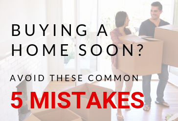 5 Mistakes To Avoid When Planning To Buy A House
