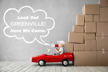 Greenville is 'On Trend'