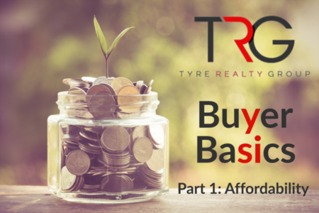 Buyer Basics: Part 1 - Affordability