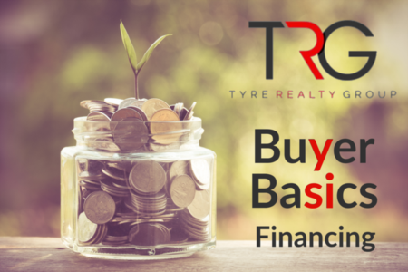 Buyer Basics: Part 2 - Financing (A Brief Overview)