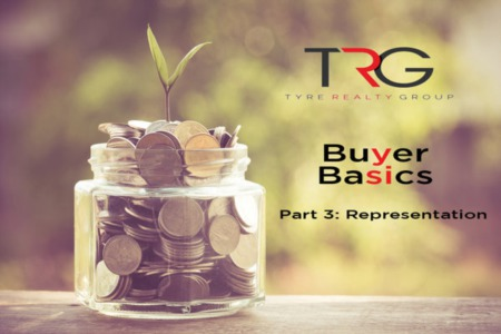 Buyer Basics: Part 3 - Representation