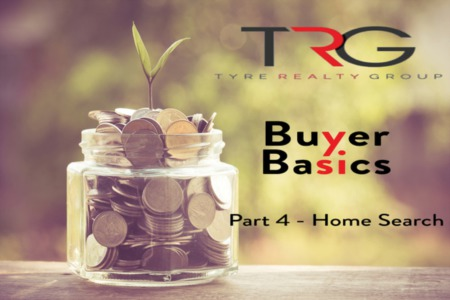 Buyer Basics: Part 4 - Home Search