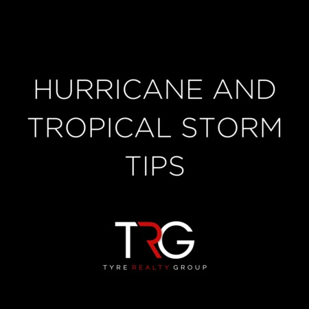Hurricane and Tropical Storm Tips